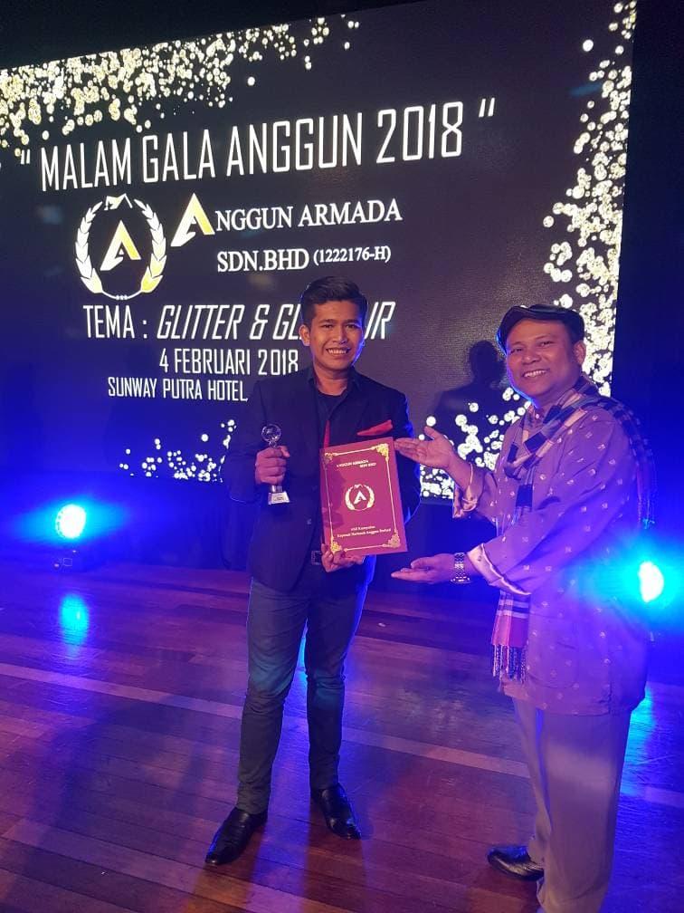 Malam Gala Anggun 2018 3