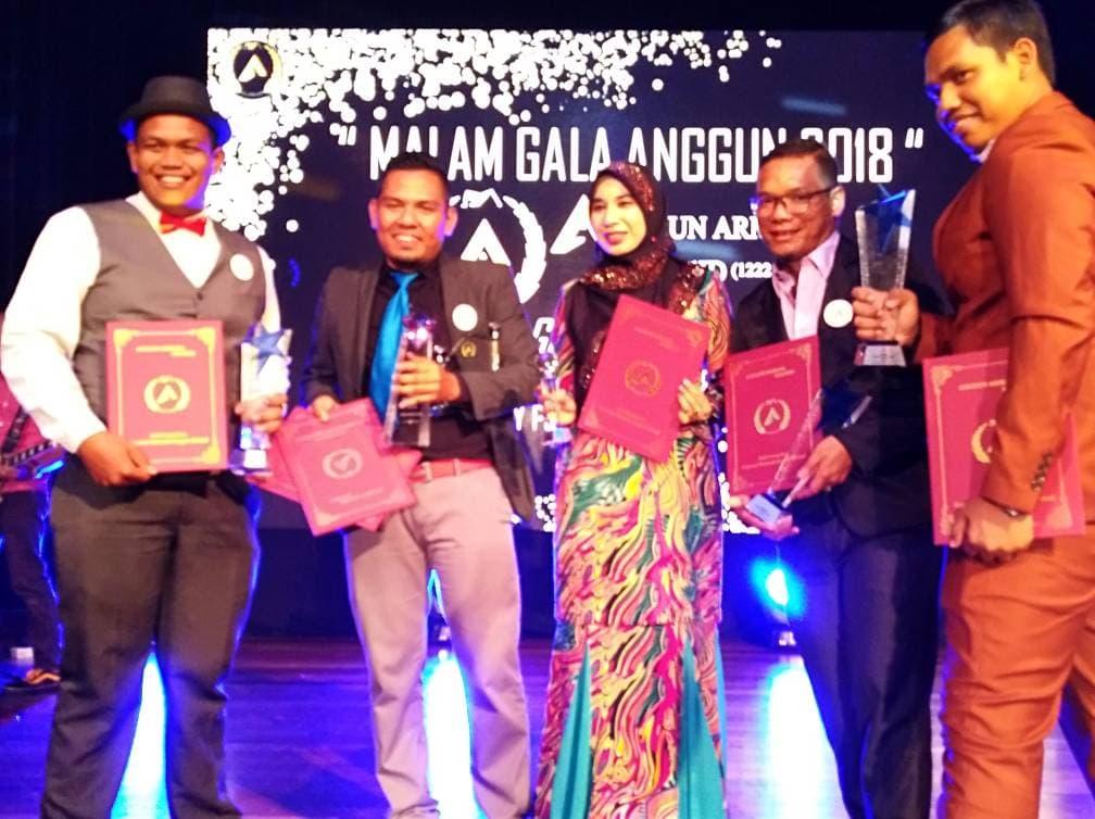 Malam Gala Anggun 2018 4