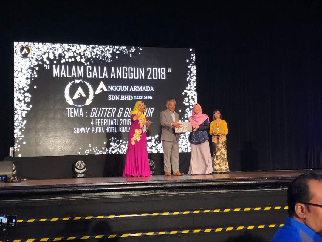 Malam Gala Anggun 2018 6