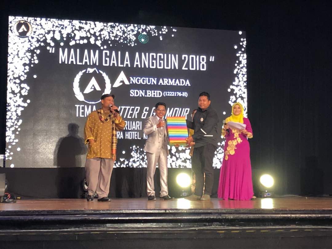 Malam Gala Anggun 2018 8