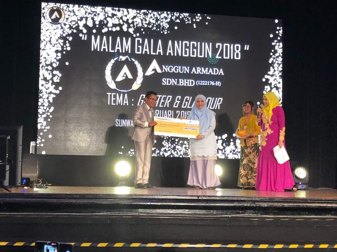 Malam Gala Anggun 2018 10