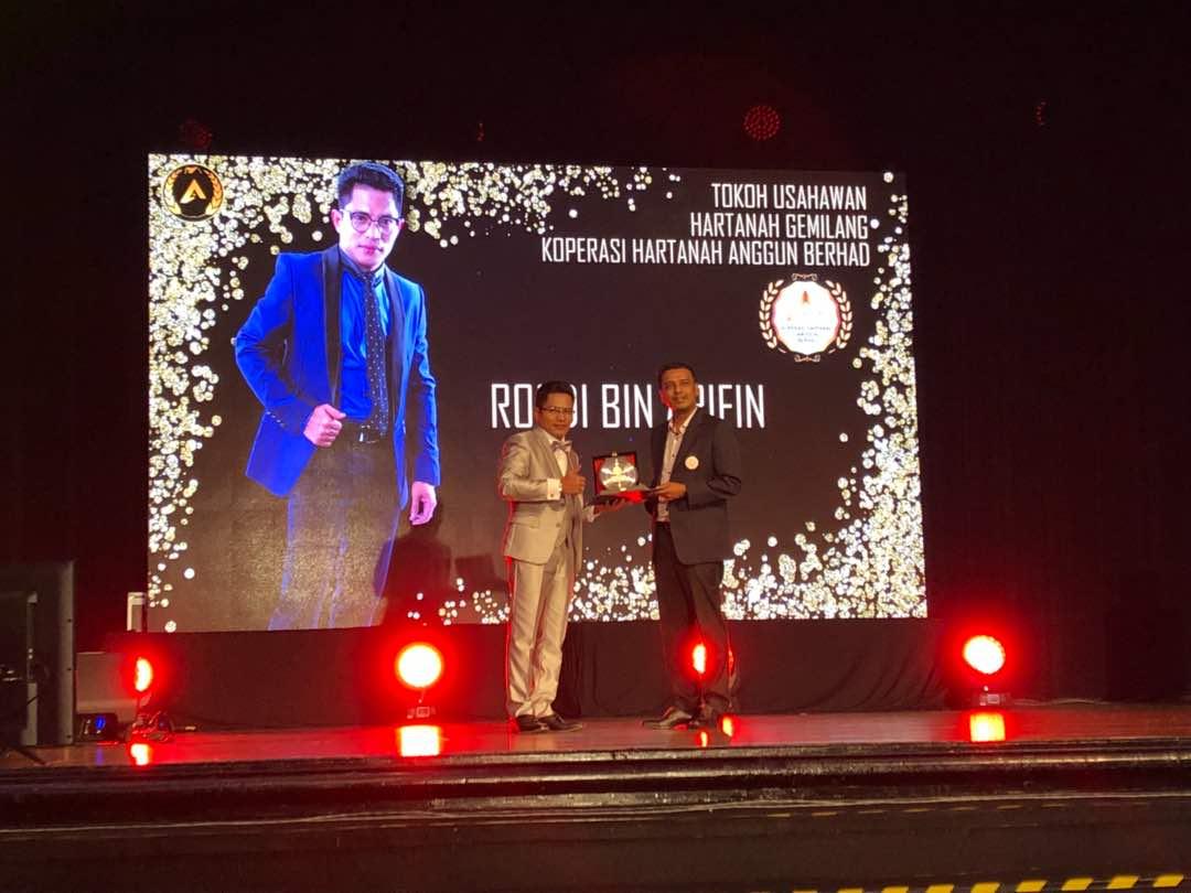 Malam Gala Anggun 2018 13