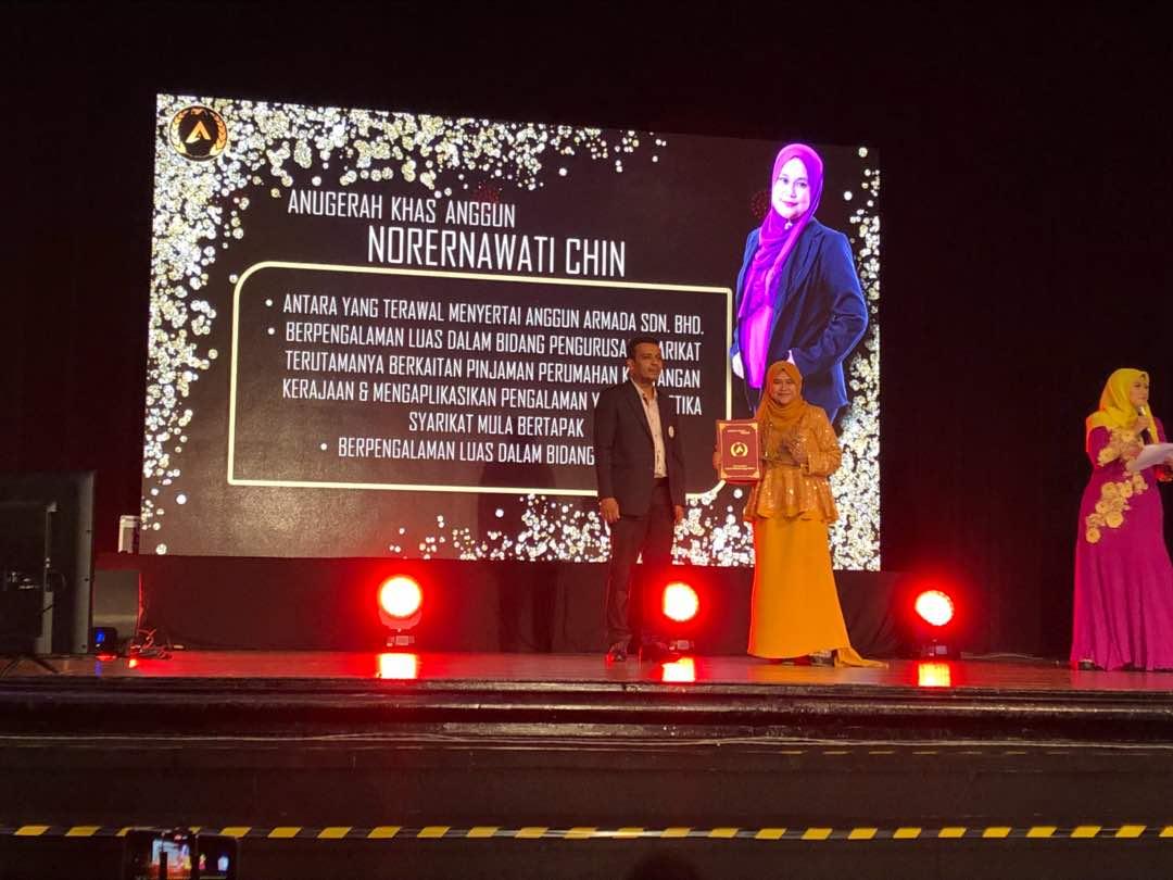 Malam Gala Anggun 2018 14