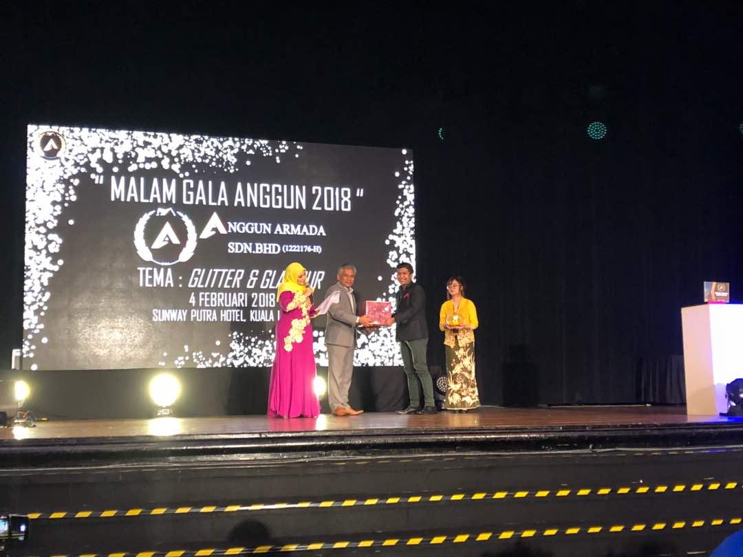 Malam Gala Anggun 2018 21