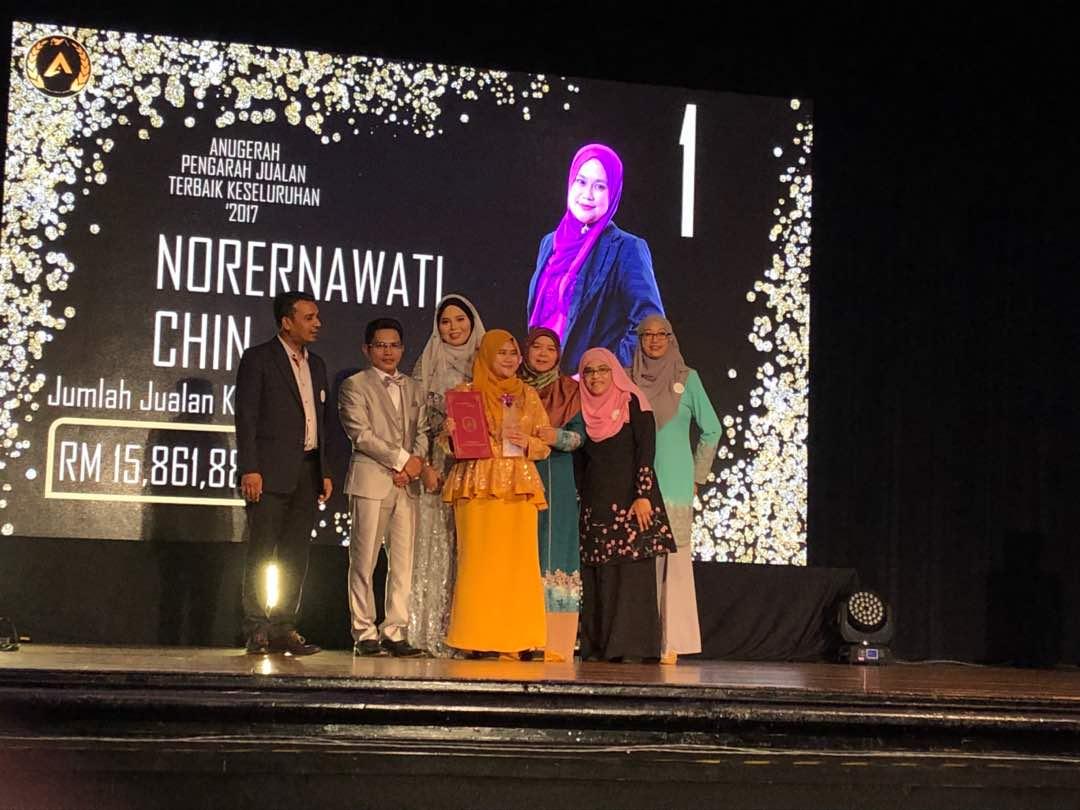 Malam Gala Anggun 2018 23
