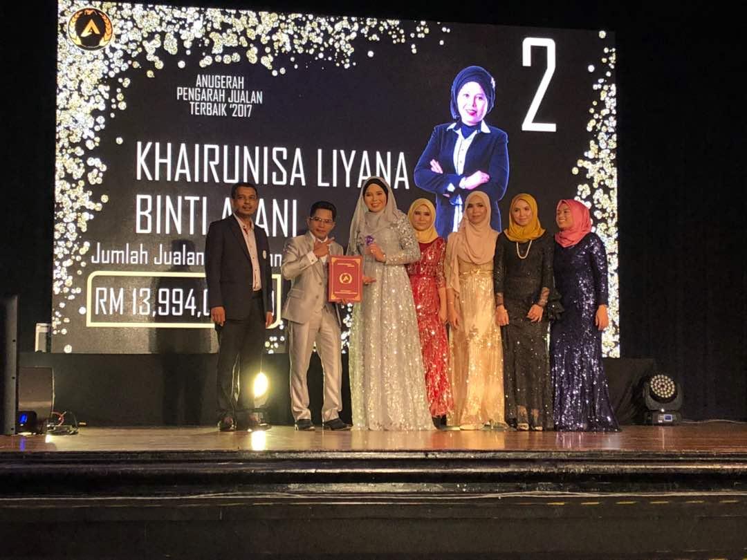 Malam Gala Anggun 2018 24