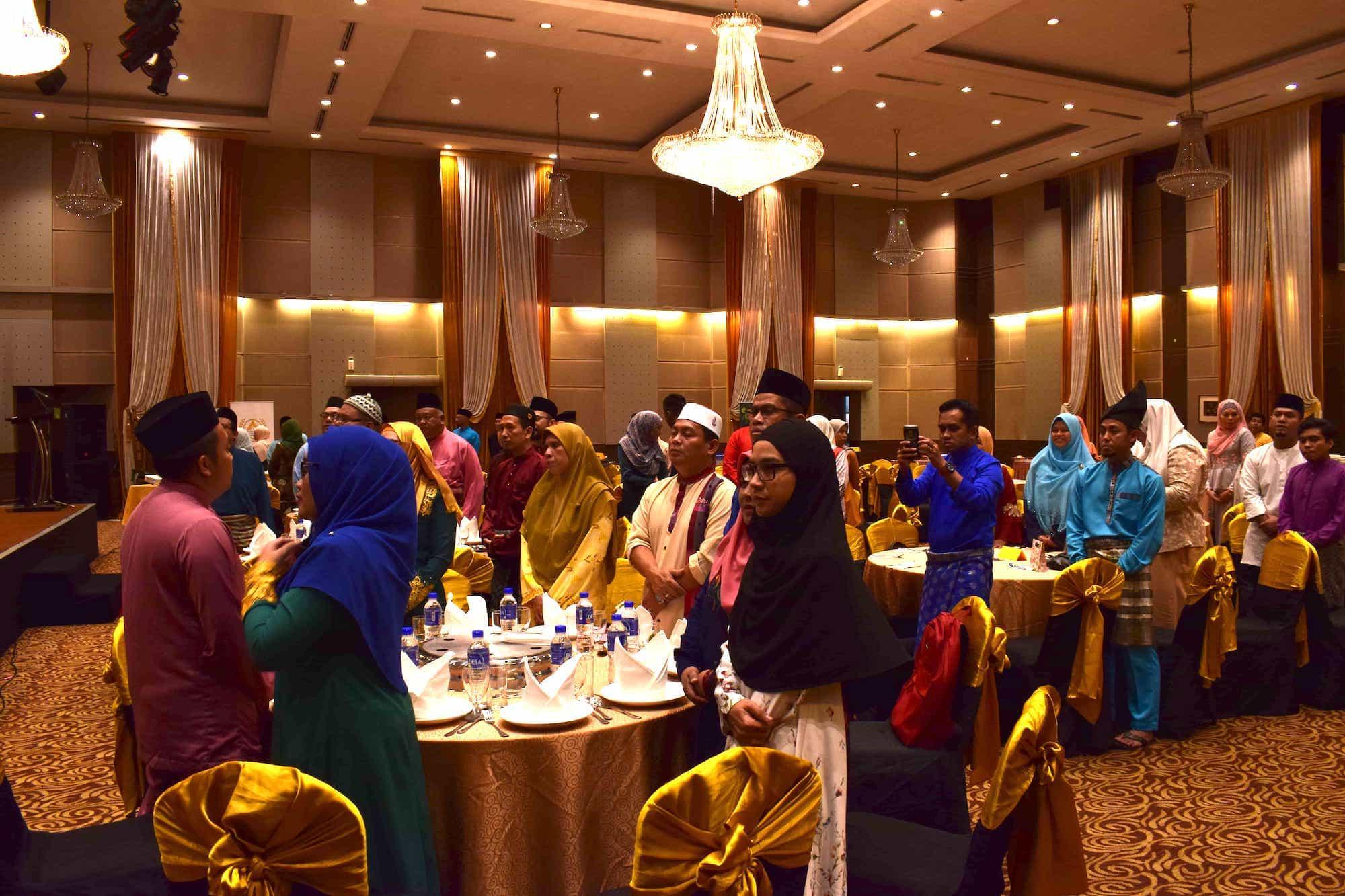 Majlis Berbuka Puasa AAHSB & KOHAB 2019 1