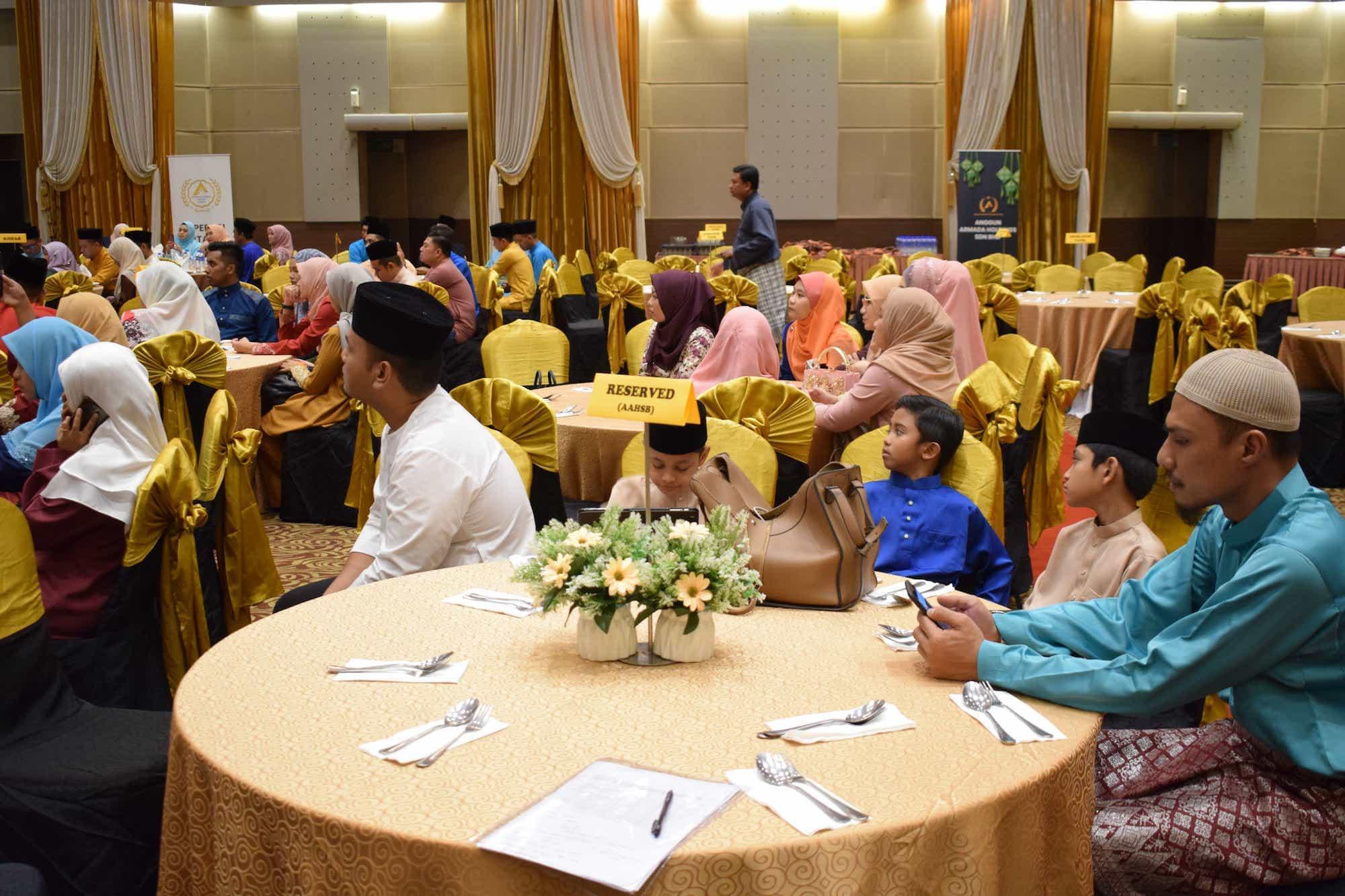 Majlis Berbuka Puasa AAHSB & KOHAB 2019 2