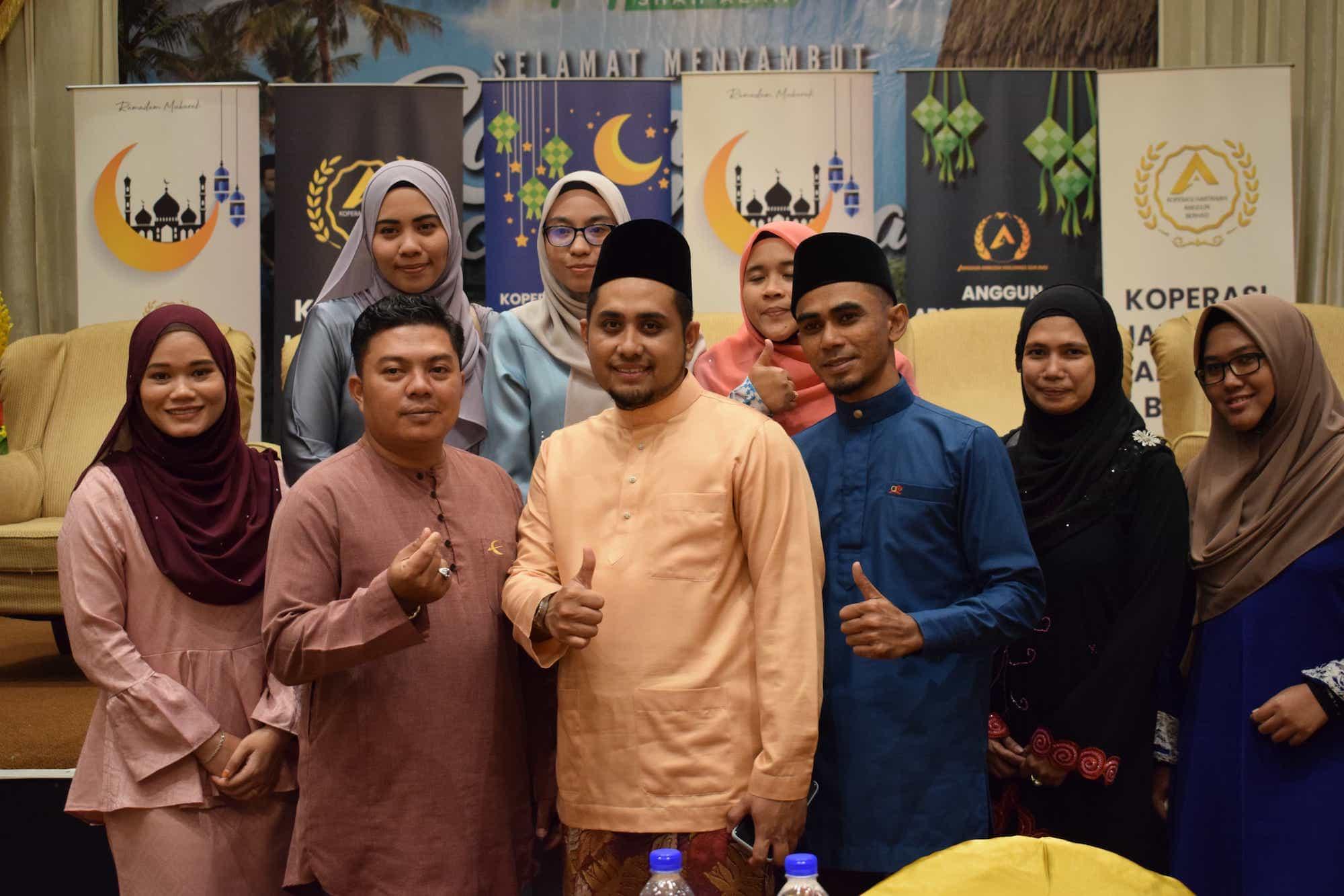 Majlis Berbuka Puasa AAHSB & KOHAB 2019 9