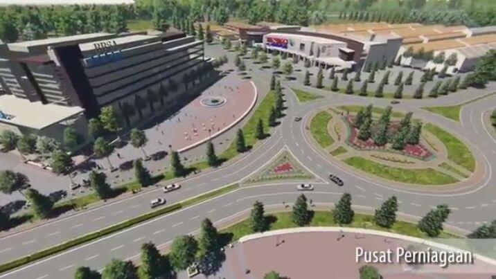 Bandar Baru Setia Awan Perdana Fasa 2B