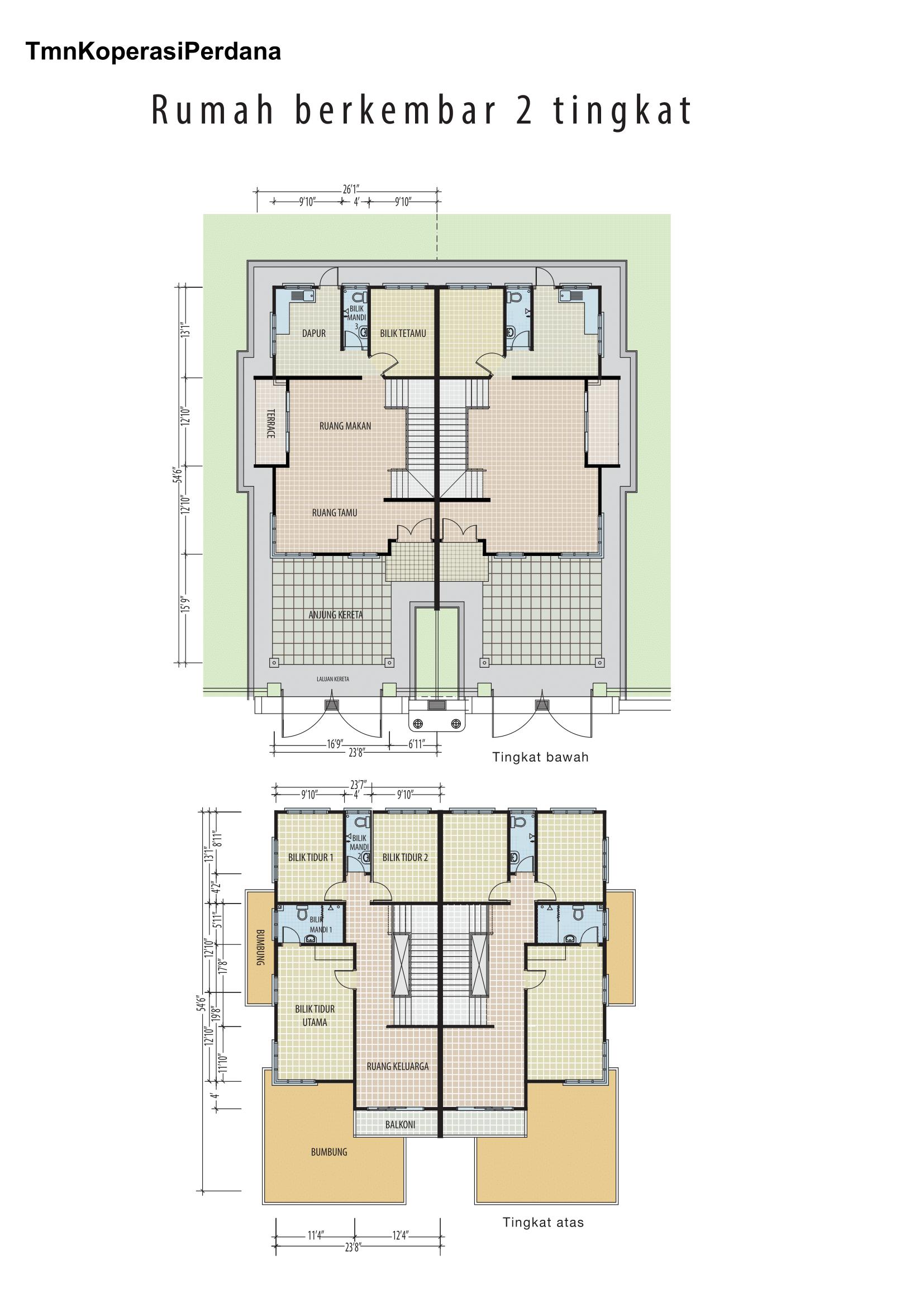 Taman Koperasi Perdana (Semi-D 2 Tingkat) 18