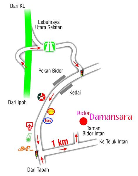 Taman Bidor Damansara 38
