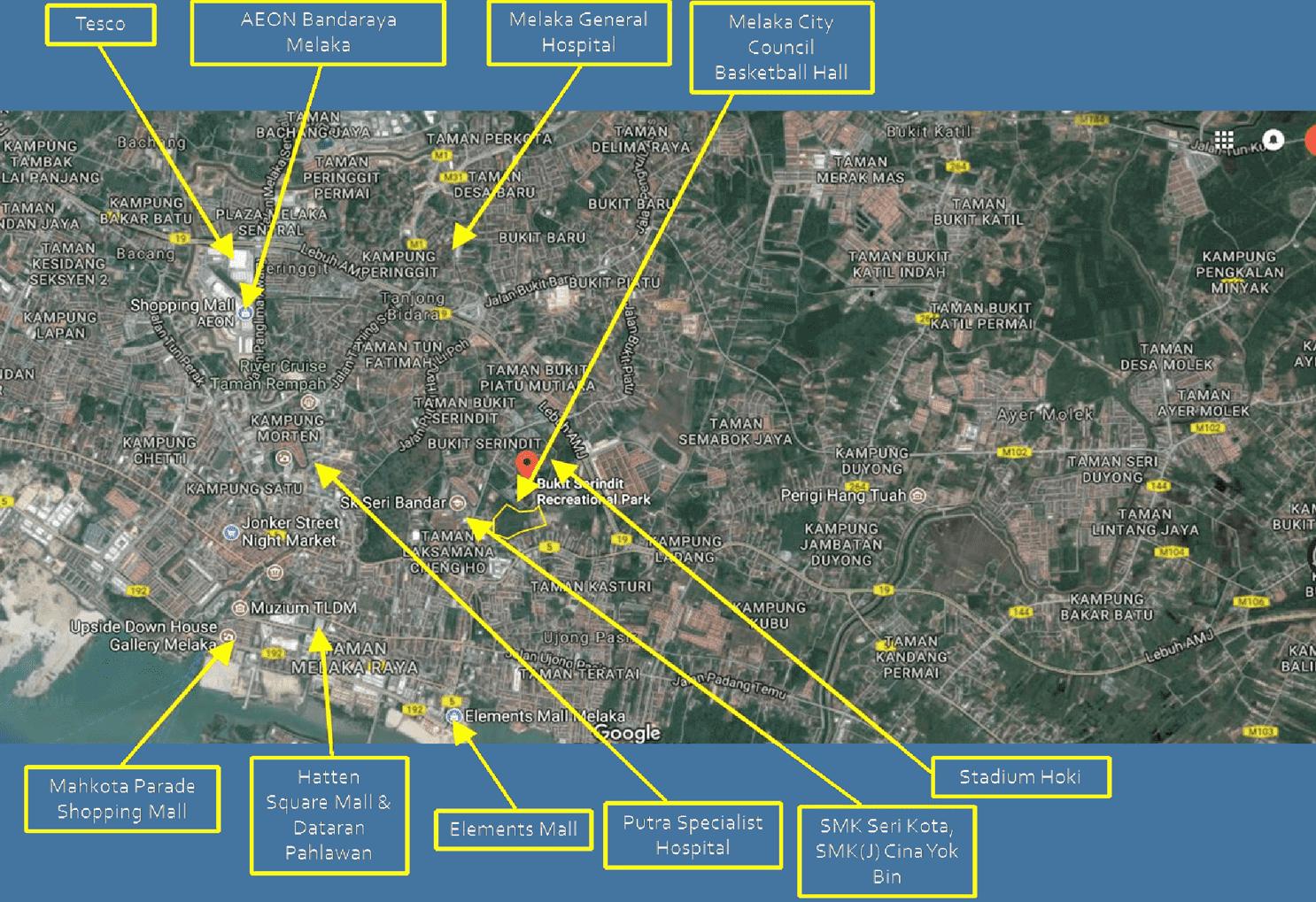 Sri Melaka Residensi 50