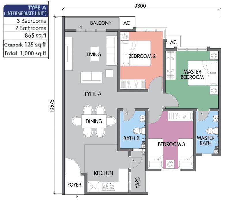 Sri Melaka Residensi 52