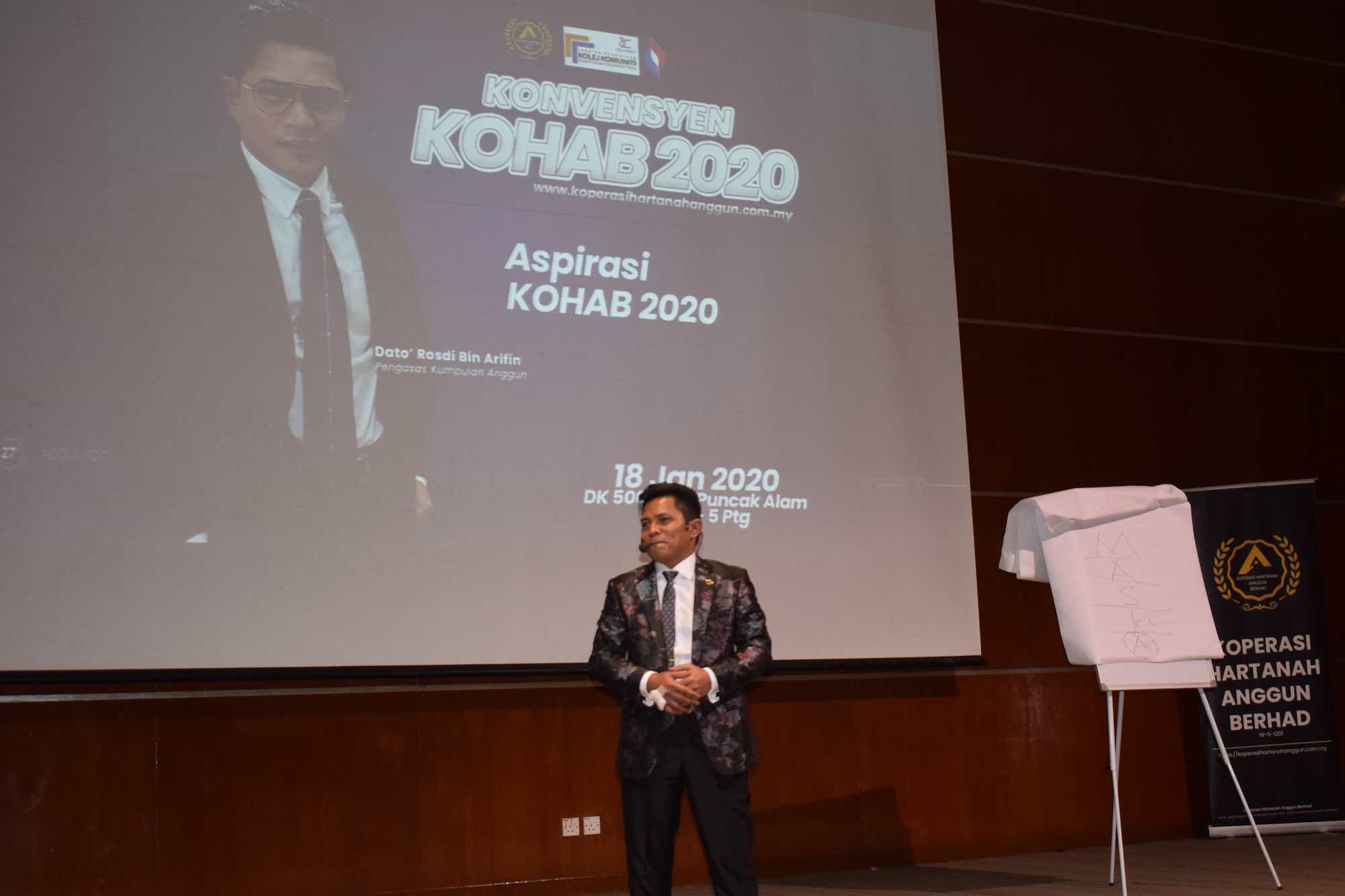 Konvensyen KOHAB 2020 9