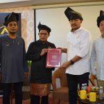 Taklimat Keadilan Dalam Agihan Ekonomi Kepada Melayu Bumiputera 173