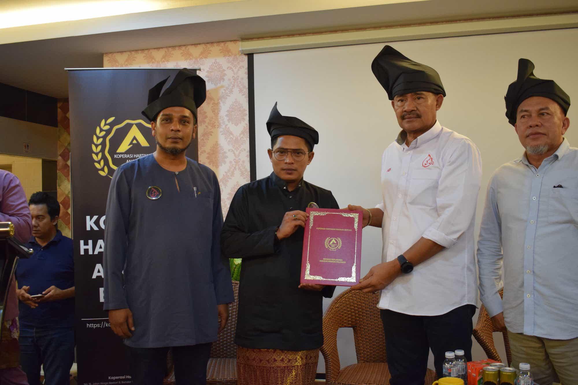 Taklimat Keadilan Dalam Agihan Ekonomi Kepada Melayu Bumiputera 5