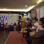 Taklimat Keadilan Dalam Agihan Ekonomi Kepada Melayu Bumiputera 60