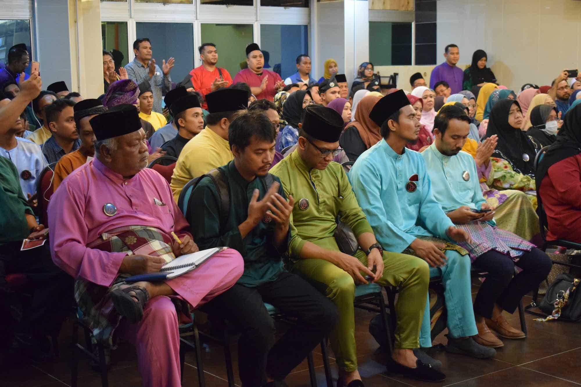 Taklimat Keadilan Dalam Agihan Ekonomi Kepada Melayu Bumiputera 2