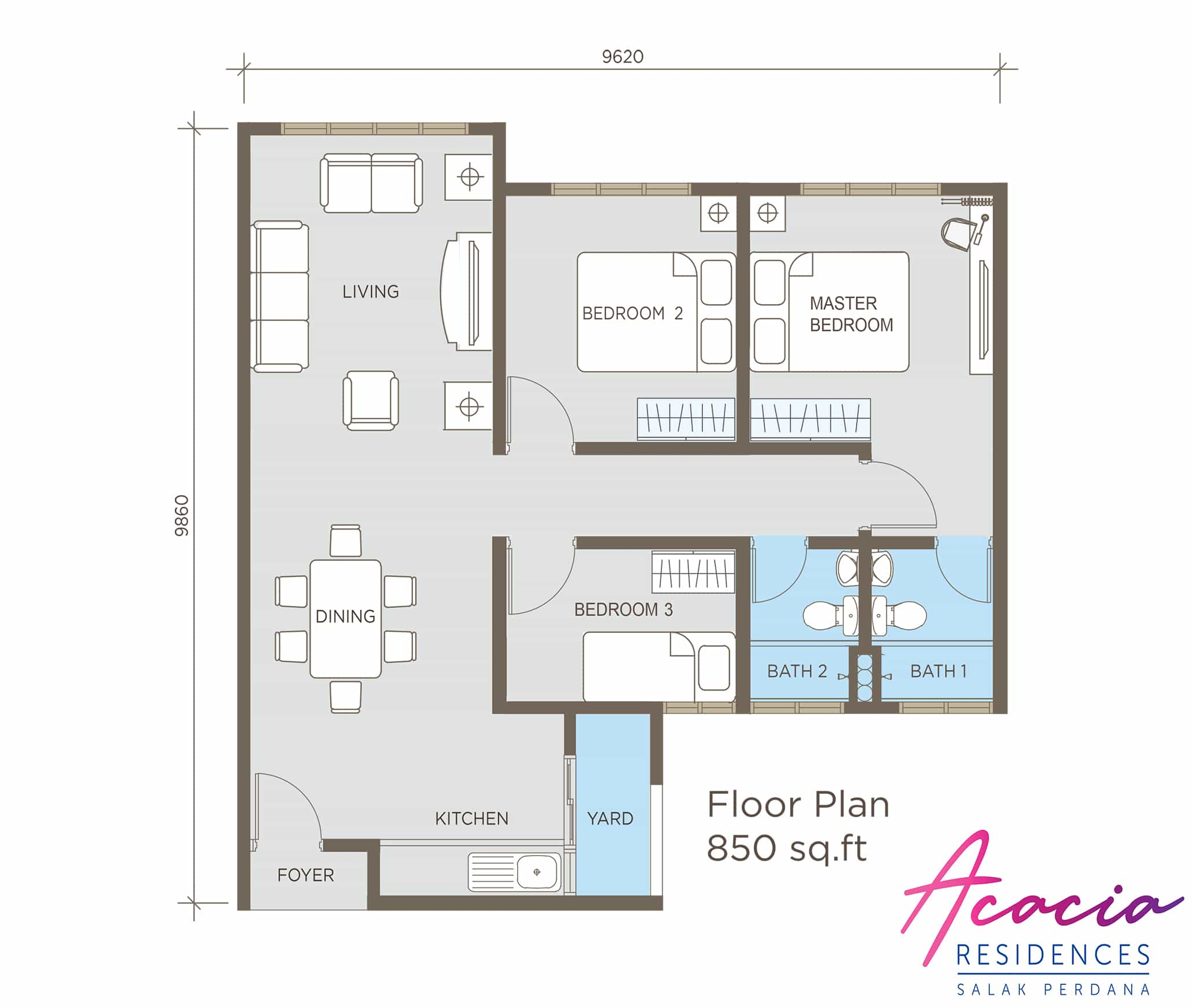 Acacia Residences (SOLD OUT) 33