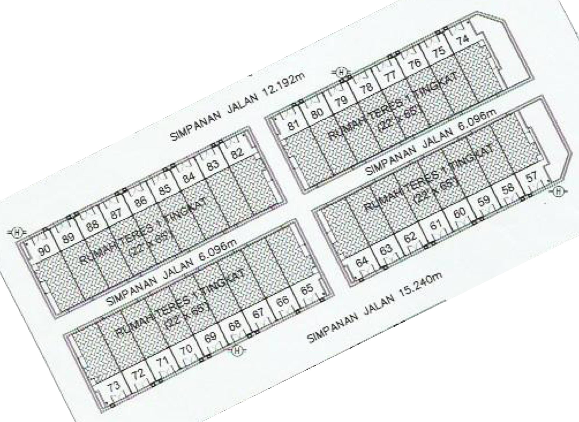 Taman Mahkota Aman 2 (Teres Setingkat) Fasa 1 29