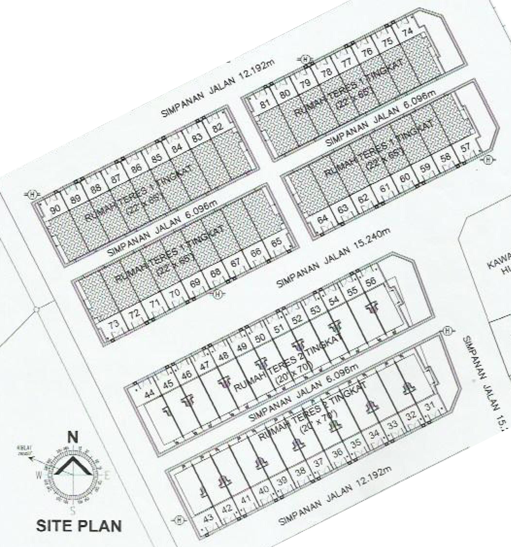 Taman Mahkota Aman 2 (Fasa 1) (Teres 2 Tingkat) 44