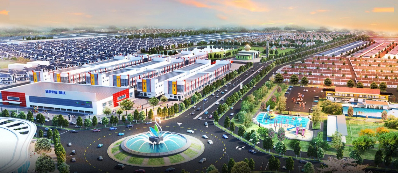 Bandar Baru Setia Awan Perdana (Teres) Fasa 3B 22