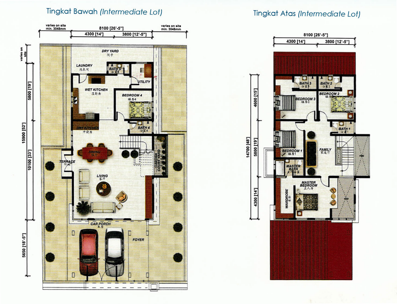 Tanjung Beach Residence (Semi-D 2 Tingkat) 23