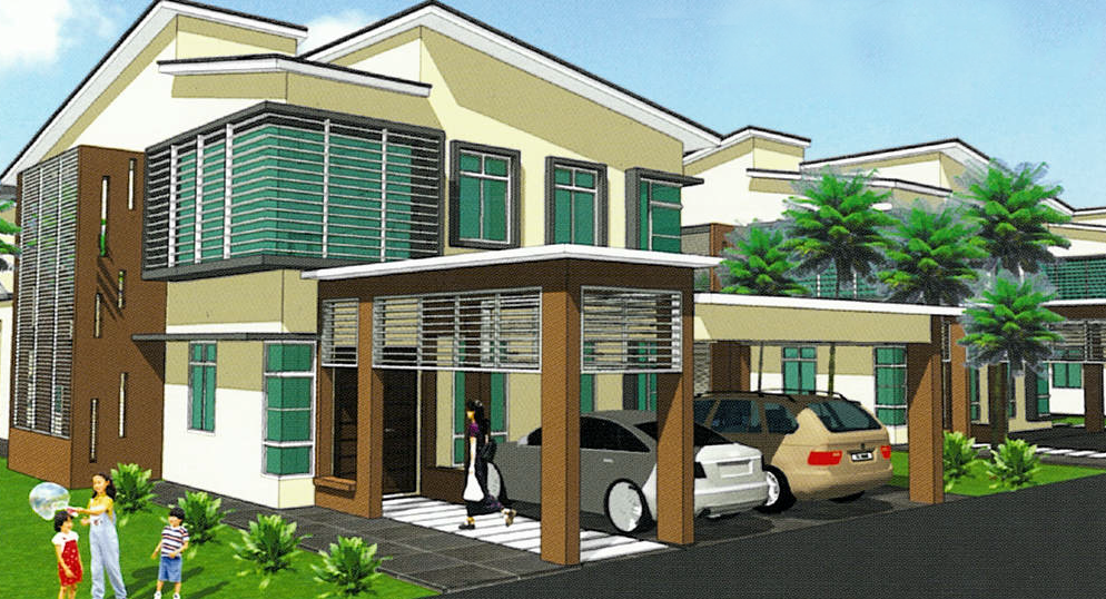 Tanjung Beach Residence (Semi-D 2 Tingkat) 21