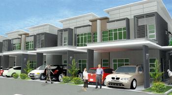 tanjung-beach-residence-teres-2tingkat-illustration