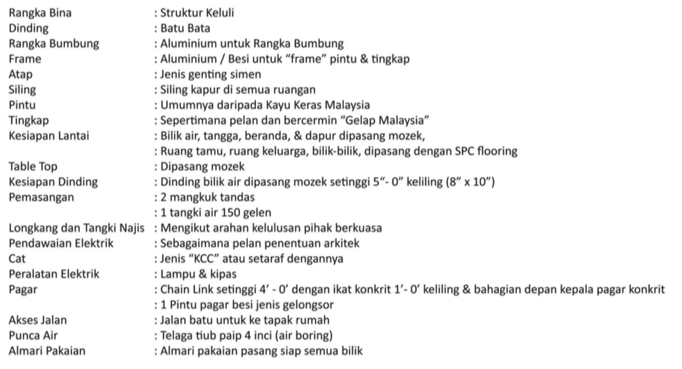Padang Luas Residence 2 (SOLD OUT) 28